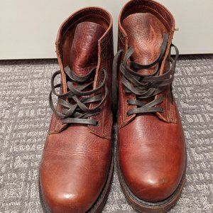 Men's Prison boots by Frye, size 11.  BRAND NEW!